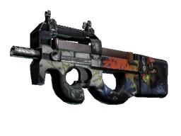 P90 NOSTALGIA Field-Tested 3/5 - CS: GO skin