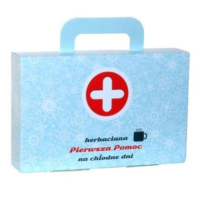 комплект потепления чая аптечка на подарок