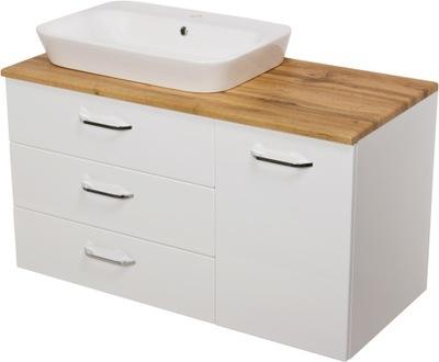 Szafki łazienkowe Pod Umywalkę Z Koszem Na Pranie Na Allegro