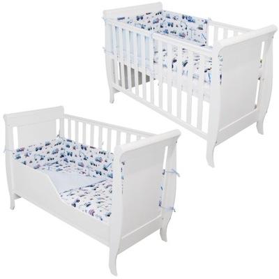 Misha maškrty KPG bariéru matrac, posteľná bielizeň DUET
