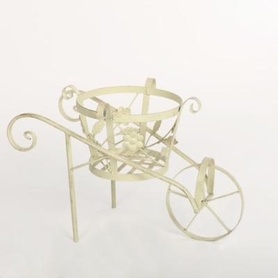 окситанский клумба в форме коляски Цвет бежевый