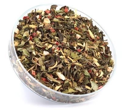 белая чай PAI MU TAN + TRUSK+ПОМ+CYTR+PAP. 50 г