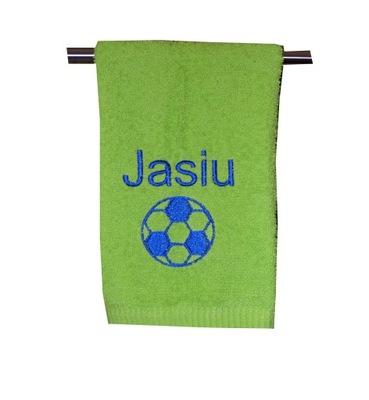 Ręcznik do przedszkola 30x50 z imieniem IMIĘ Haft