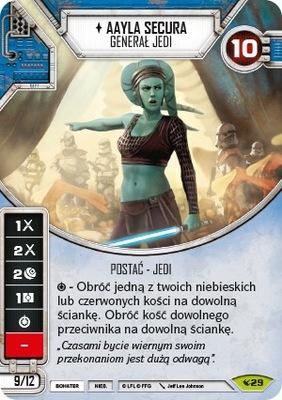 SWP DZI029 Aayla Secura Star Wars Przeznaczenie
