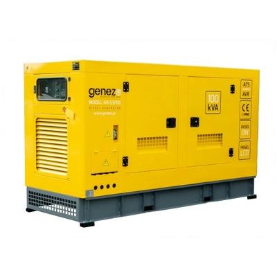 Приводимый в действие генераторная instagram Genezo 75 квт 100 ква 400В