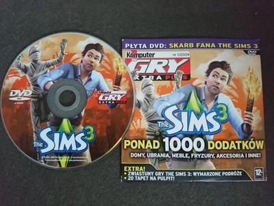Ponad 1000 Dodatków Do The Sims 3 Ubrania Włosy