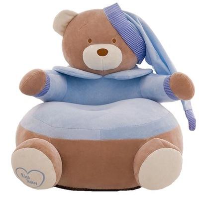 Plyšové Pohovka Kreslo Kreslo Maskot Medveď pre deti
