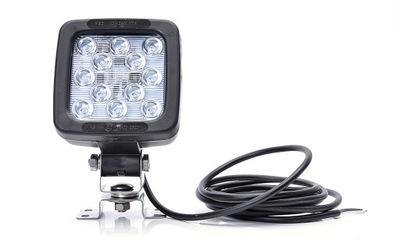 LED Лампа рабочая Галоген + Выключатель № 692