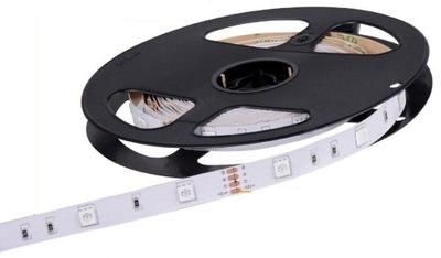 лента RGB ??? instagram LED - 1м - меняет цвета - SMD 5050
