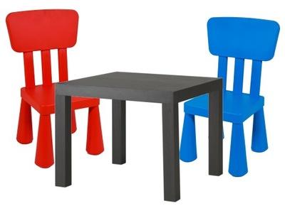 Икеа столик ЛАКК +2 krzeselka МАММУТ мамонт подарки
