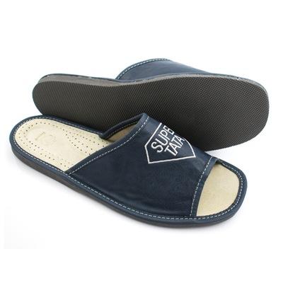 5cf301b91163 Super KLAPKI męskie KAPCIE obuwie domowe INBLU 44 - 6533461124 ...