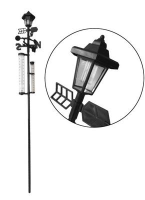 Датчик дождя погодная СТАНЦИЯ настольная ЛАМПА термометр ВБИВАТЬСЯ