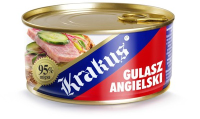 консерва Krakus Рагу ?????????? 300г пакет 6 штук