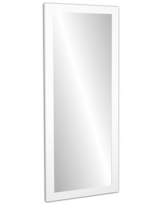 зеркало в плечо 160x50 Венге сонома белое 12KOLORÓW