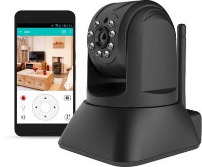 Locon Kamery, Vnútorné Otočný HD wi-fi BD.03