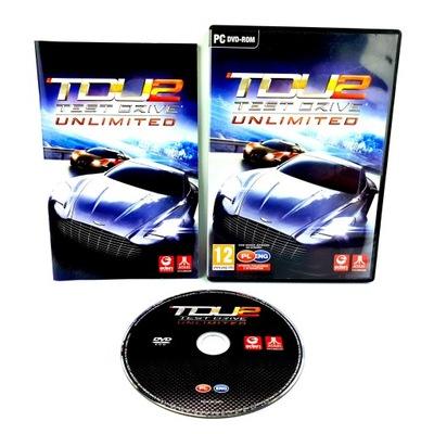 6 6 Test Drive Unlimited Dodatek Megapack Pc Pl 7701244648 Oficjalne Archiwum Allegro