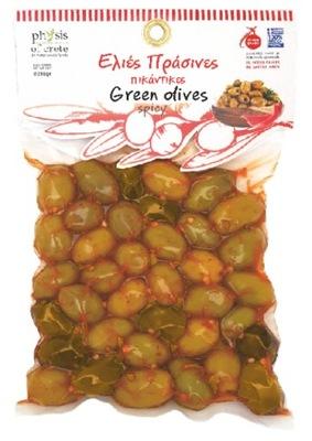 instagram оливки зеленые niedrylowane на резко 250г