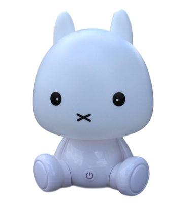 лампа ночная кролик Белый Фифи LED для детей 2 .5W