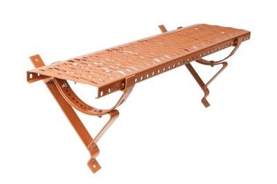 Konferenčný stolík 60 cm na kovovú 350 /38 mm