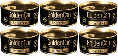 консерва лопатка GoldenCan 300 ? х 6 штук