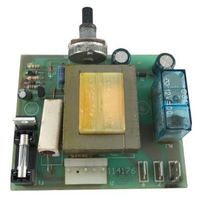 PCB elektroniky migomatu Einhell Telwin SGA145