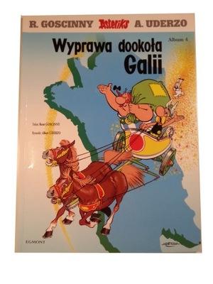 ASTERIKS - WYPRAWA DOOKOŁA GALII 2011 r.