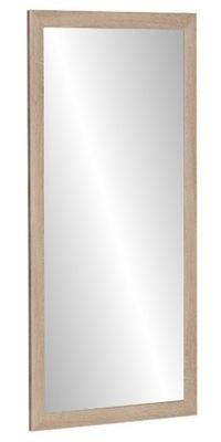 зеркало в раме 140x60 Дуб сонома +  !
