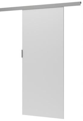 двери раздвижные  86CM комплект ГРЕГ белый