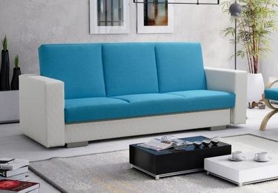 Диван-кровать с боковинами-ВЕГАС Easy ЧИСТЫЙ водонепроницаемый