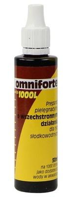 SERA OMNIFORTE wielozadaniowy lek na infekcje 50ml