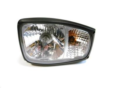 Lampa przednia lewa do JCB, Cat, Case - reflektor