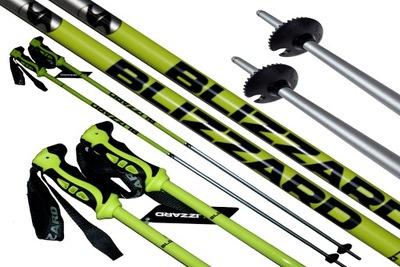 Kijki narciarskie BLIZZARD ALLMOUNTAIN 120cm green