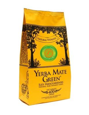 Yerba Mate green Nativa Con CACTUS 400 г Ноль ,4 кг