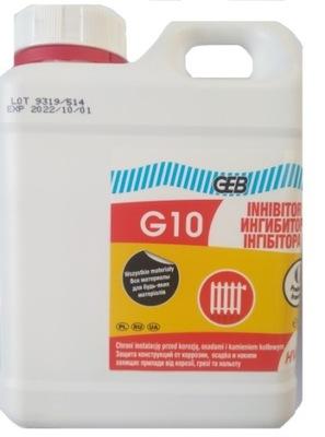 Ингибитор коррозии ГЭБ G10 1л