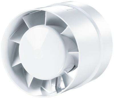 Вентилятор Канальный VENTS 105m3/ч VKO 100 Ванная комната