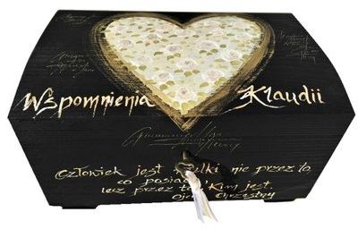Rakva poľa zadajte BOX KRST, sväté PRIJÍMANIE