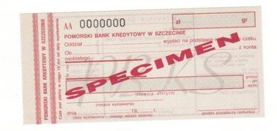чек печатается Поморский Кредитный Банк в Москве