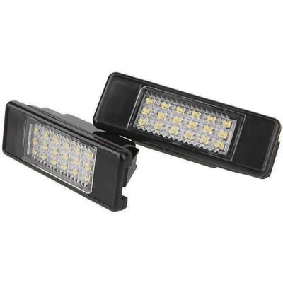 ПІДСВІТКА ЛАМПОЧКИ LED (СВІТЛОДІОД) PEUGEOT 307 308 406 407