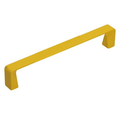 Uchwyt UU52-160-R208 GAMET żółty soft touch