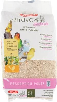 Zolux BirdyCob Nature podściółka kukurydziana 5l