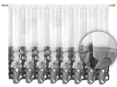 ШТОРНЫЙ ажурная ПРОШИВАЕТСЯ ЛАЗЕРОМ 400x160 кольца 3D