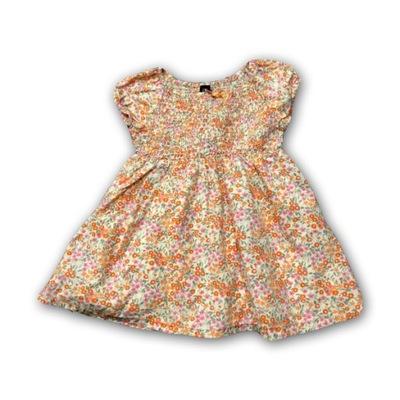 706a0e423a Sukienka 86 - Sukienki dziecięce GAP - Allegro.pl
