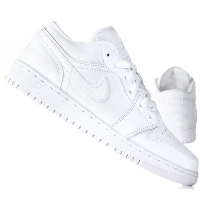 Damskie Nike Air Max90 833412 100 całe białe skóra – Buty PAGO