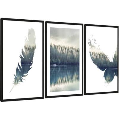 Современные плакаты,изображения в плечо ,Серия 135/65 см