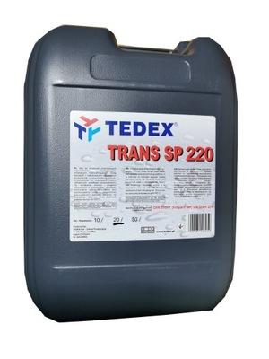 OLEJ PRZEKŁADNIOWY TEDEX TRANS SP 220 20L