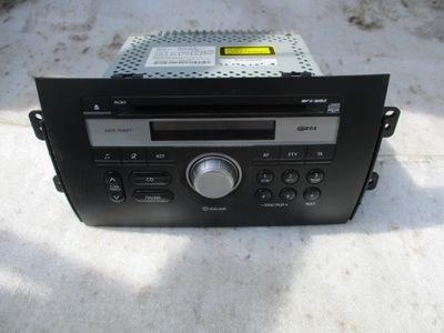 SUZUKI SX4 06-10 SEDICI РАДИО MP3 WMA PACR07