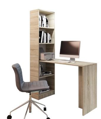 Рабочий стол угловые компьютерные школьные МАТЕО стеллаж