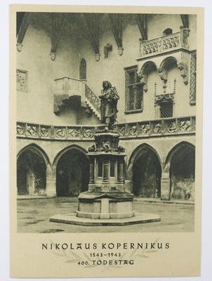 Nikolaus Kopernikus 400 Todestag 1943 Краков