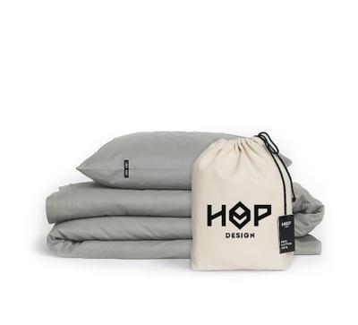 Perinu na deku 160 × 200 tmavo sivá