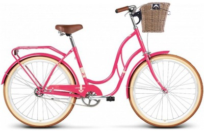 Mestský bicykel 26 LE GRAND KROSS MADISON 1 M fuchsiový